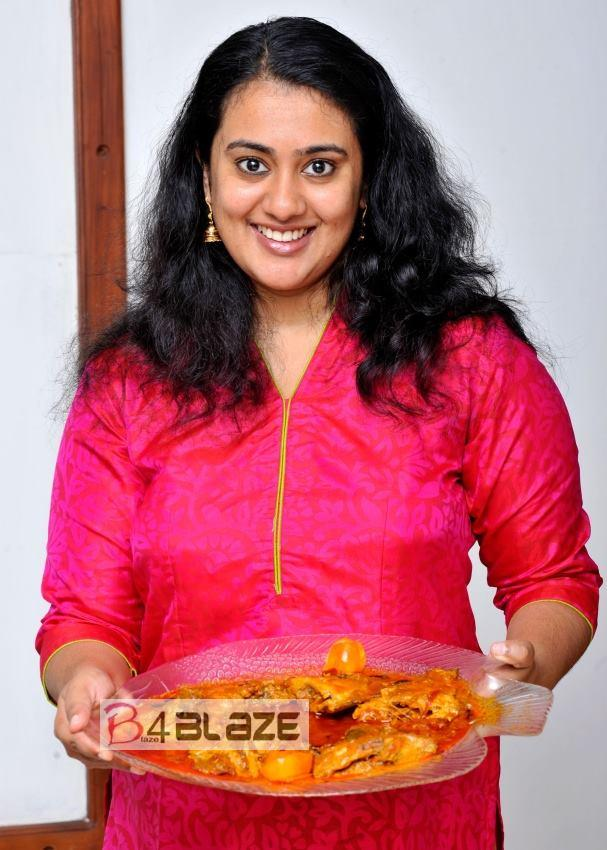 Priya Kunchacko boban rare photo