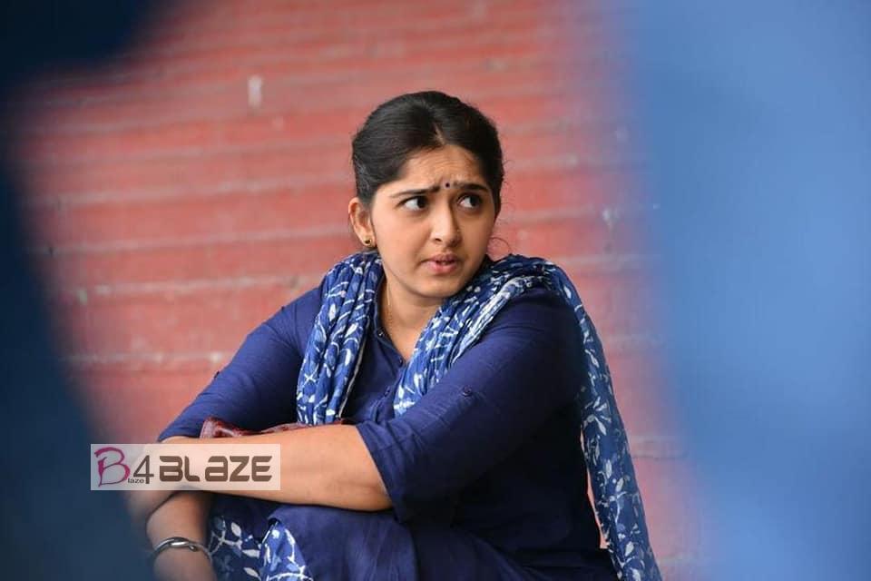 Sanusha Santhosh unexpected photo