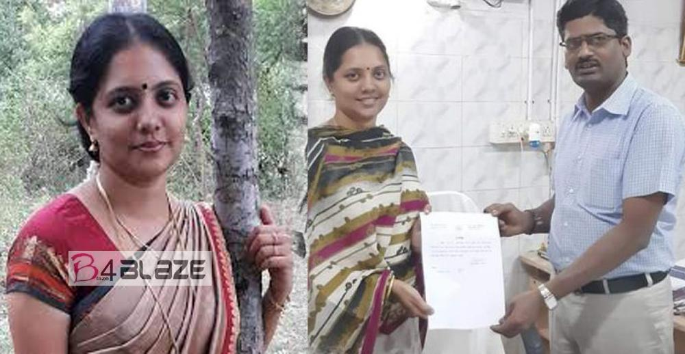 Sneha became the first woman in the country, which has no caste and no religion