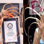 Woman attempts to grow World's Longest Nails