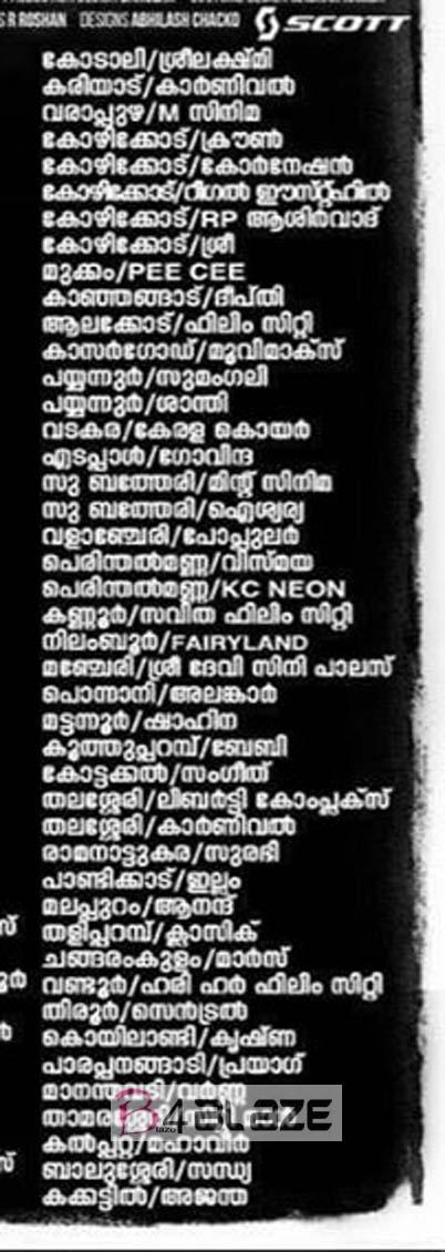 Ambili Kerala Theater List 3