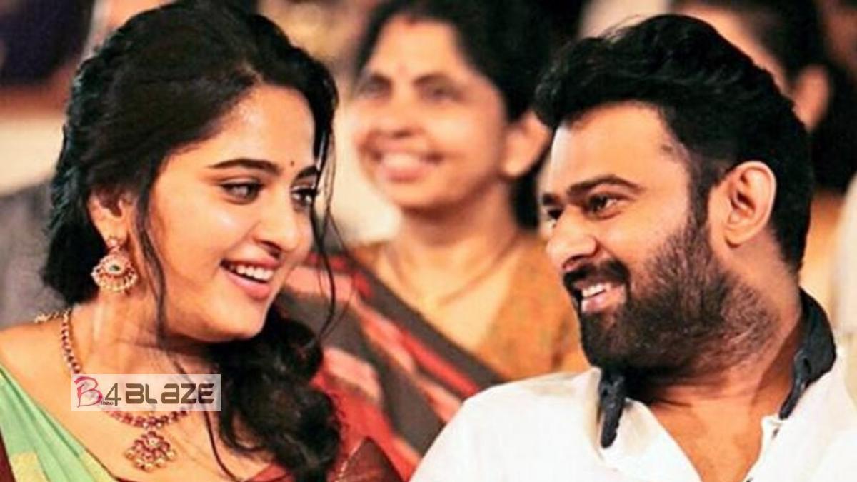 Anushka and Prabhas