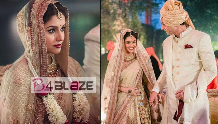 Asin Wedding day looks