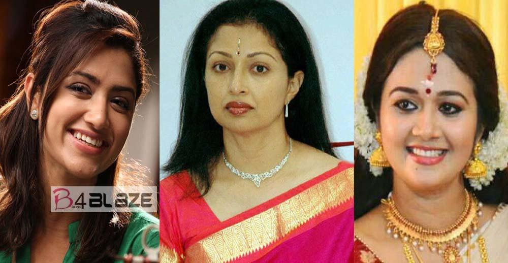 Mollywood Actress who fought cancer