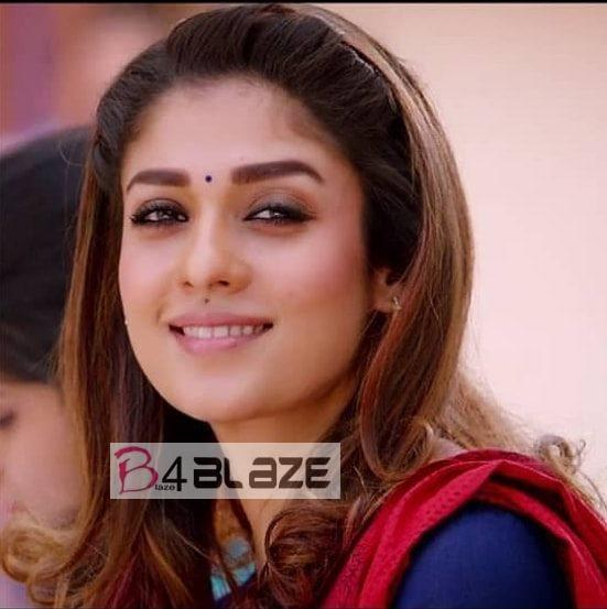 Nayanthara cute look