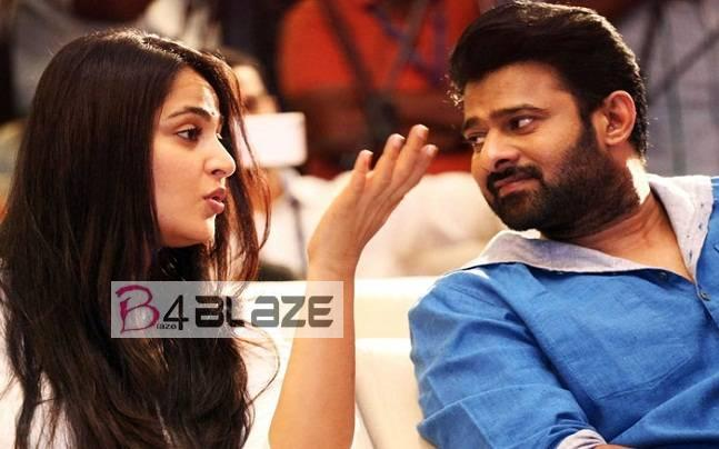 Prabhas and Anushka Shetty's Romantic Photos 11