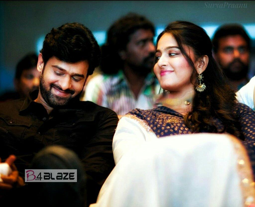 Prabhas and Anushka Shetty's Romantic Photos 13