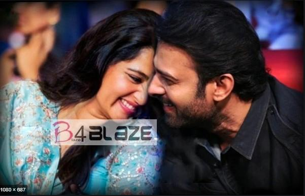 Prabhas and Anushka Shetty's Romantic Photos 15