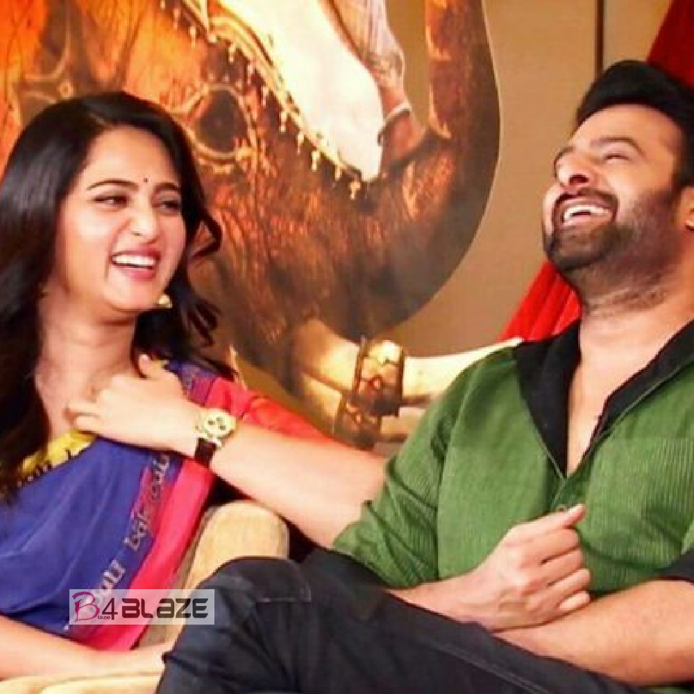Prabhas and Anushka Shetty's Romantic Photos 18
