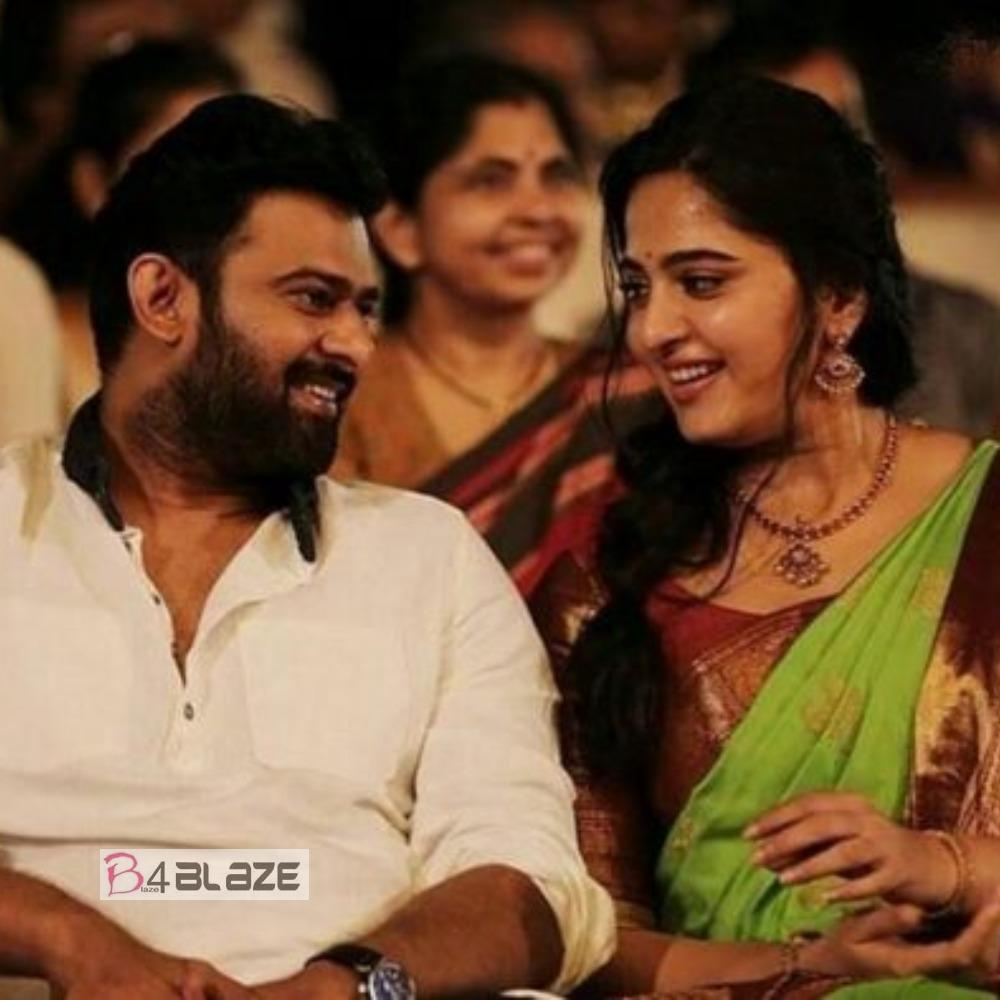 Prabhas and Anushka Shetty's Romantic Photos 2