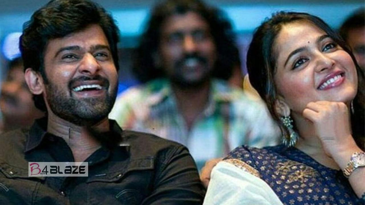 Prabhas and Anushka Shetty's Romantic Photos 6