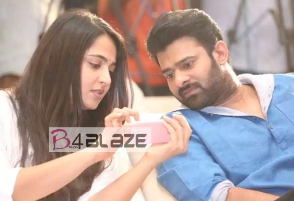 Prabhas and Anushka Shetty's Romantic Photos 9