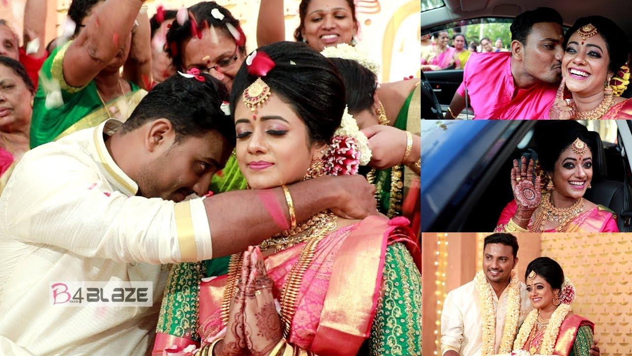 Preetha Pradeep Wedding Video