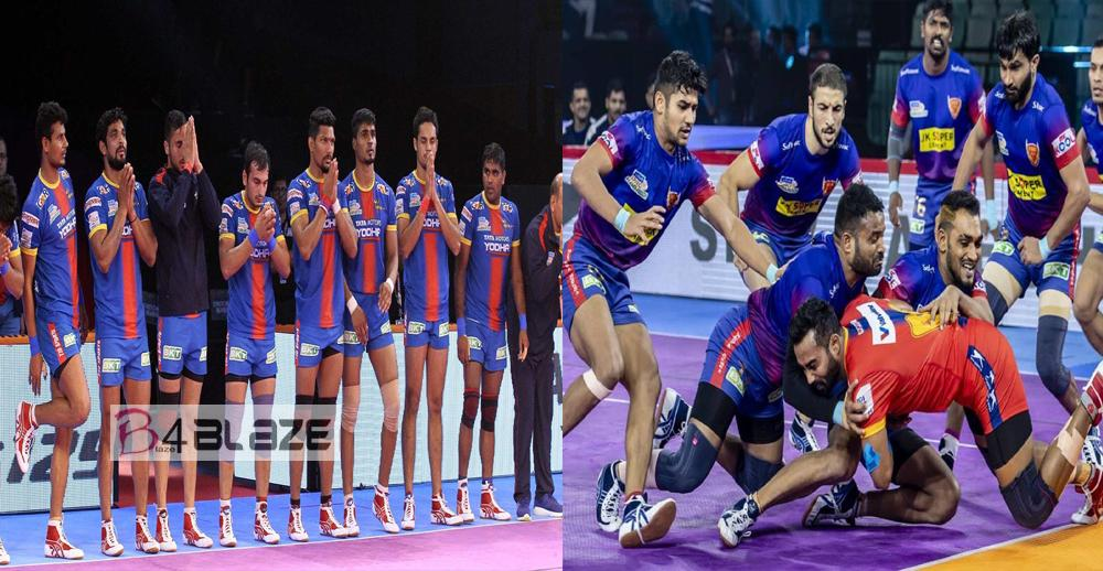 Pro Kabaddi League 2019 Dabang Delhi's hat-trick of wins at home