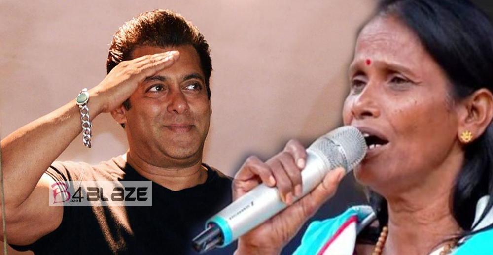 Salman Khan Gives 55 Lakh House To Ranu Mondal!