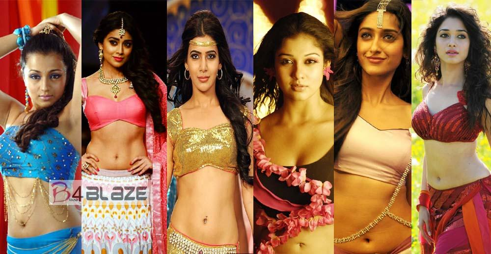 Top 10 Hottest South Indian Actresses!