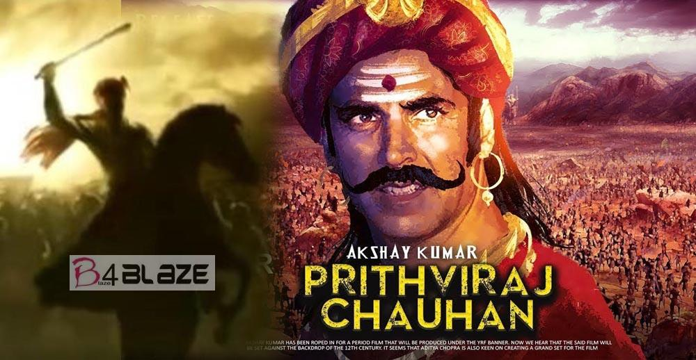 Akshay Kumar Birthday Yash Raj's big announcement on Akshay's birthday!