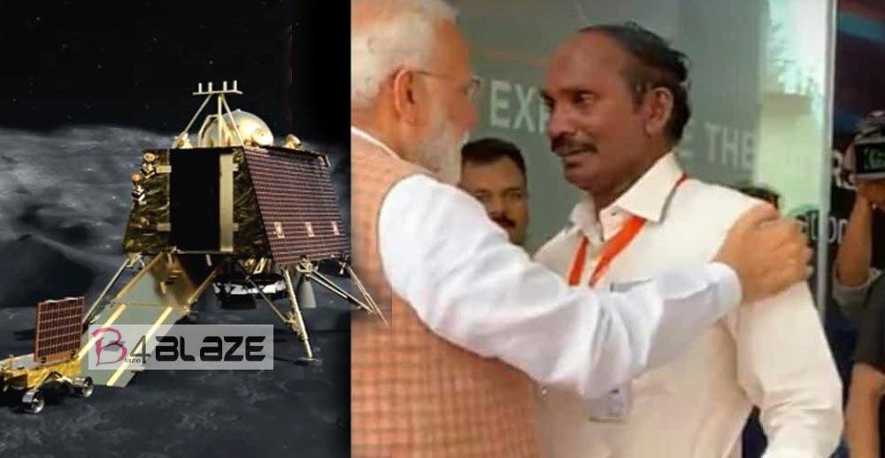 Chandrayaan 2 Narendra Modi tears up ISRO president knocks back PM