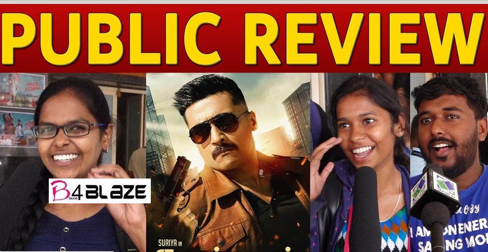 Kaappaan Public Review
