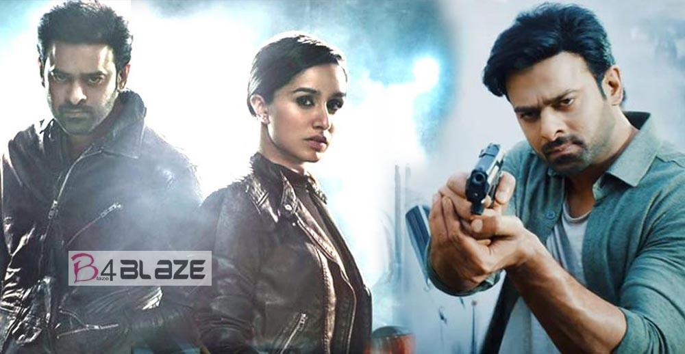 Saaho Movie Worldwide Box Office Collection Report