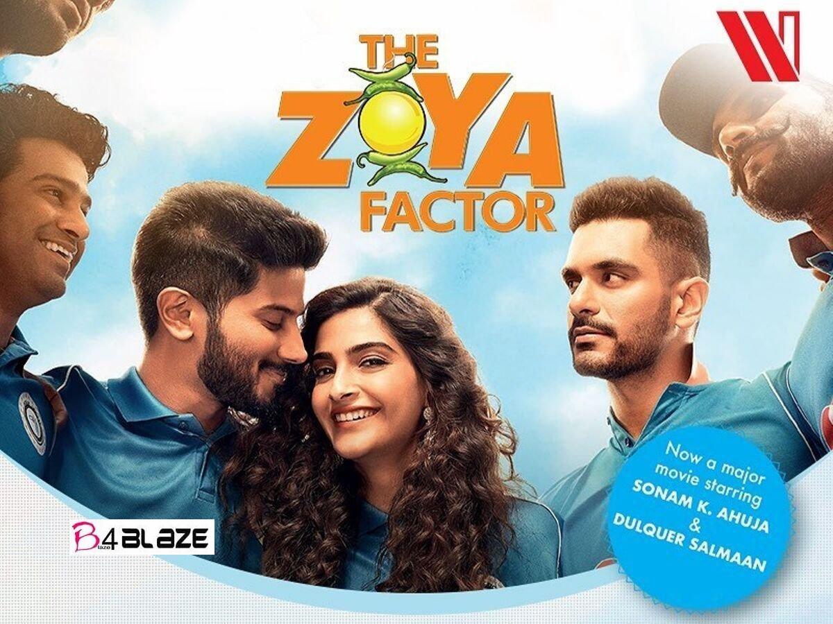 Zoya Factor Box Office