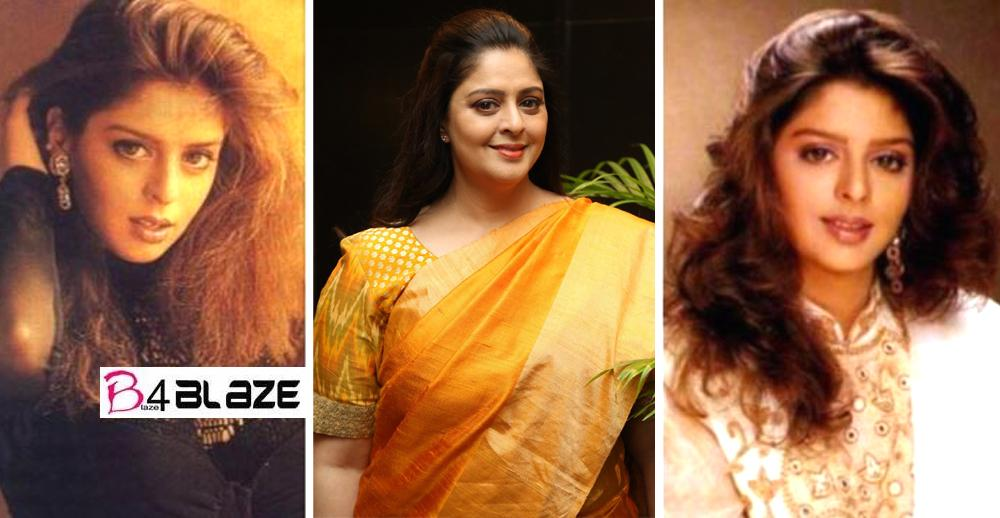 Actress Nagma's hot and sexy video boosts internet temperature, fans flocked to see bold style