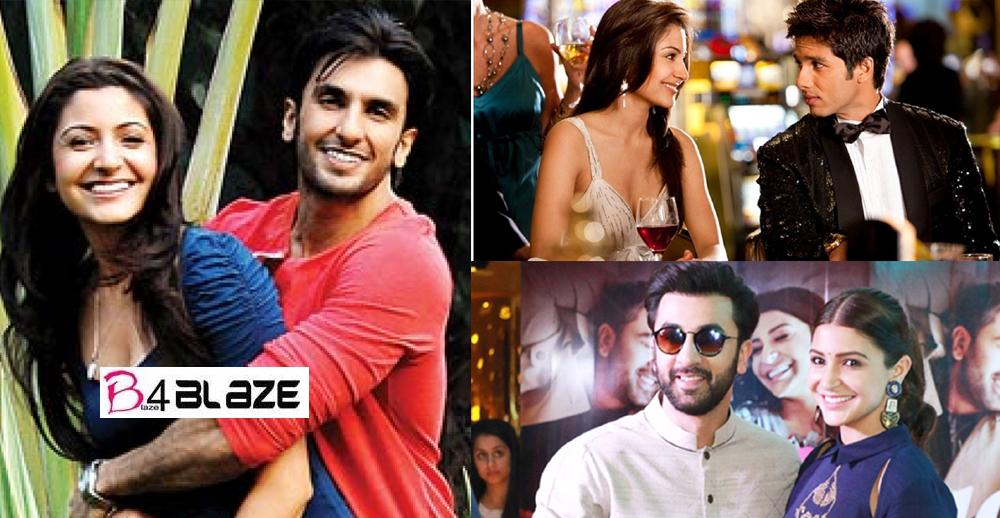 Anushka Sharma's Relationship Rumors Before Marriage
