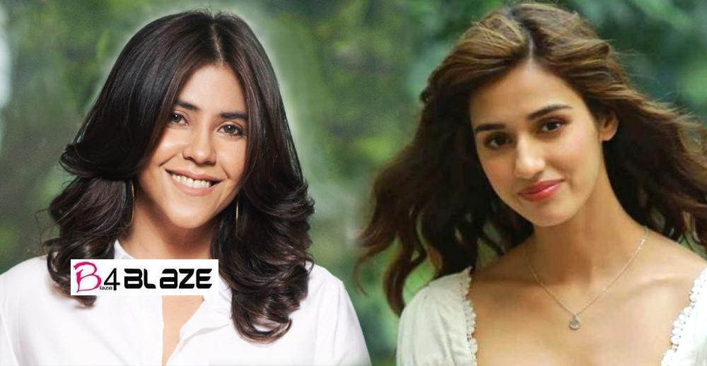 Ekta Kapoor announced her upcoming film, Disha Patani will be seen in a strong role