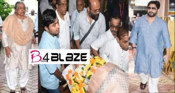 With Moist Eyes, Stars Gave Last Farewell to Kalia in 'Sholay'