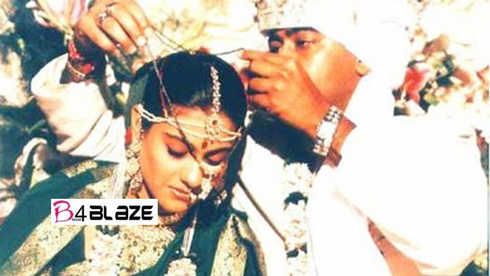 ajay devgn and kajol wedding