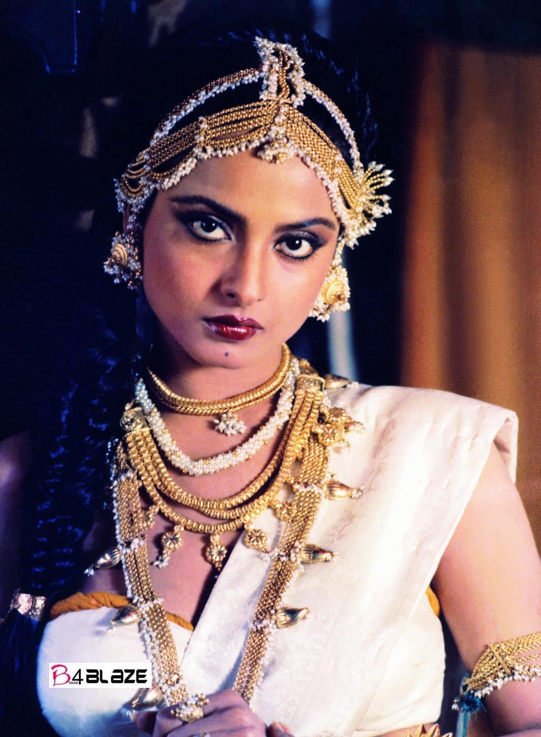 happy birthday rekha images