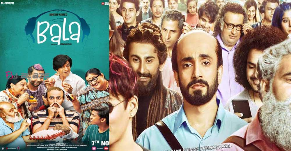 Bala movie Boxoffice collection, Ayushmann Khurrana's bala's reach 69.25 crore
