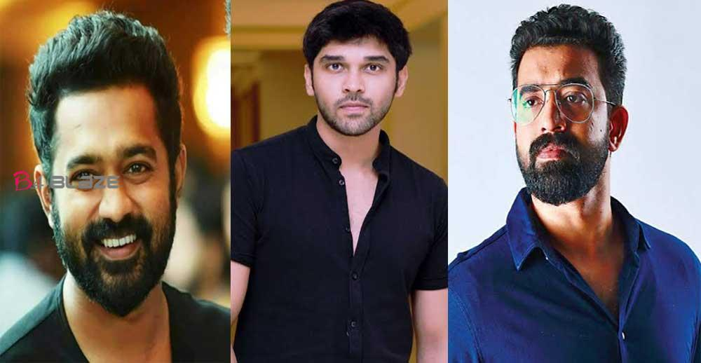 Asif Ali, Dhruv Vikram and Siju Wilson together Movies to be released tomorrow