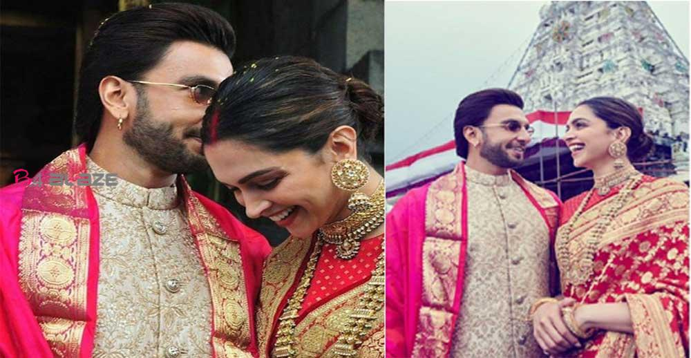 3.7 million likes reach in Deepika Padukone and Ranveer Singh's anniversary post in instagram