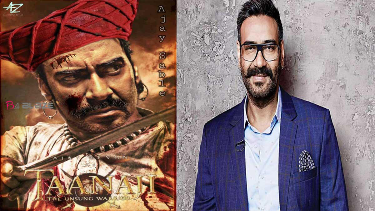 Ajay Devgn turns 100 films old with Tanhaji,