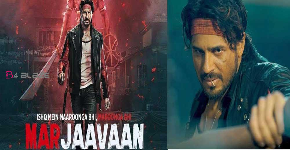 Marjaavaan box office collection day 4, Latest update.