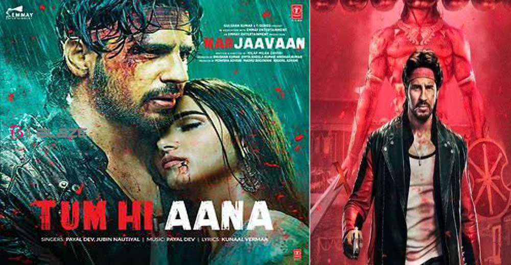 Sidharth Malhotra share thanks to his fans for Marjaavaan's success