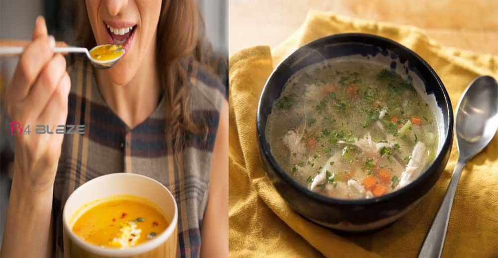 Soup helps to preventing Malaria