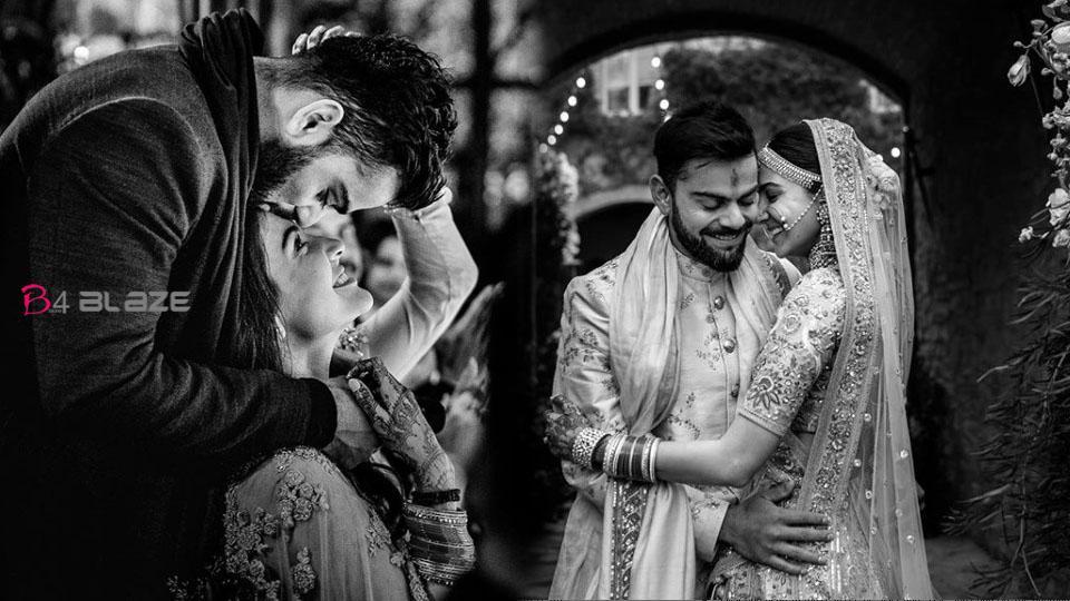 'Feel like it happened just yesterday' Virat Kohli and Anushka Sharma wish each other happy 2nd wedding anniversary