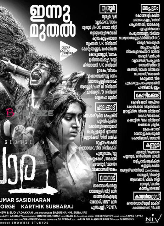 Chola Movie Theatre List 2