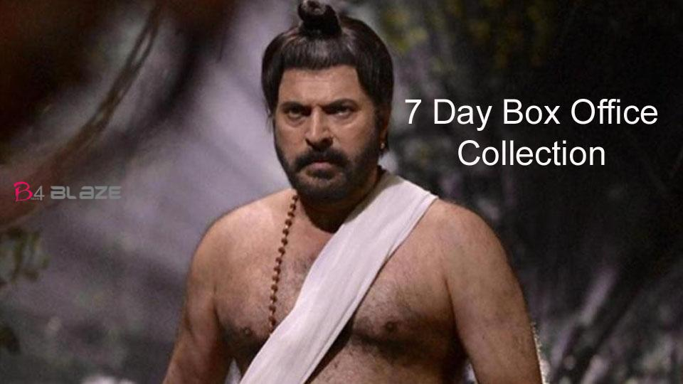 Mamangam 7 day box office collection