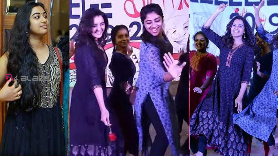 Manju Warrier dance with Arundhathi