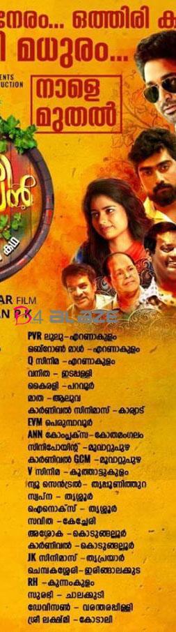 Munthiri Monchan Theatre List 2