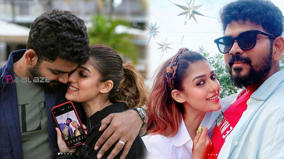 This Christmas was very special for Nayanthara and Vignesh, Here is the Reason