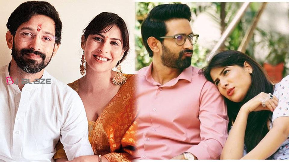Vikrant Massey engaged to girlfriend Sheetal Thakur