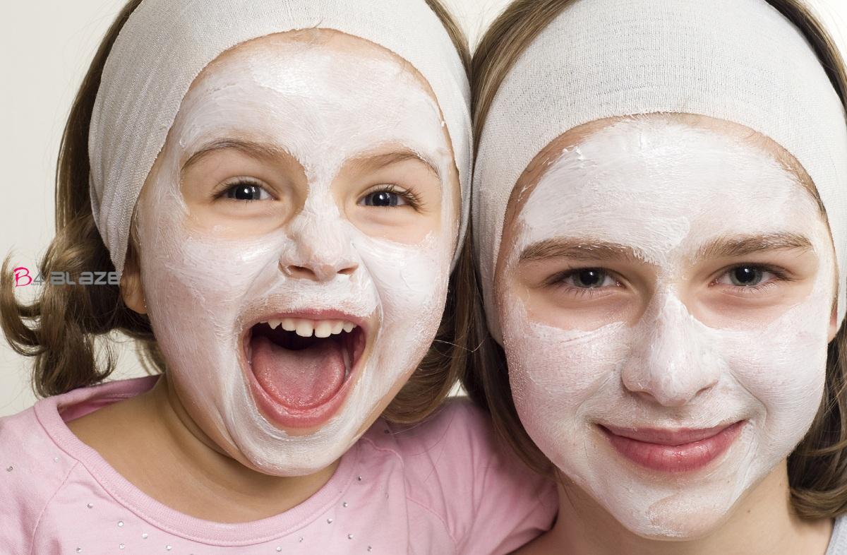 skin care tips for kids