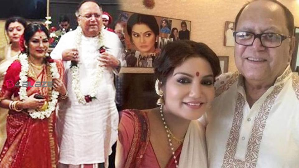 75 year old actor admitted to hospital next day after marrying 49 year old actress