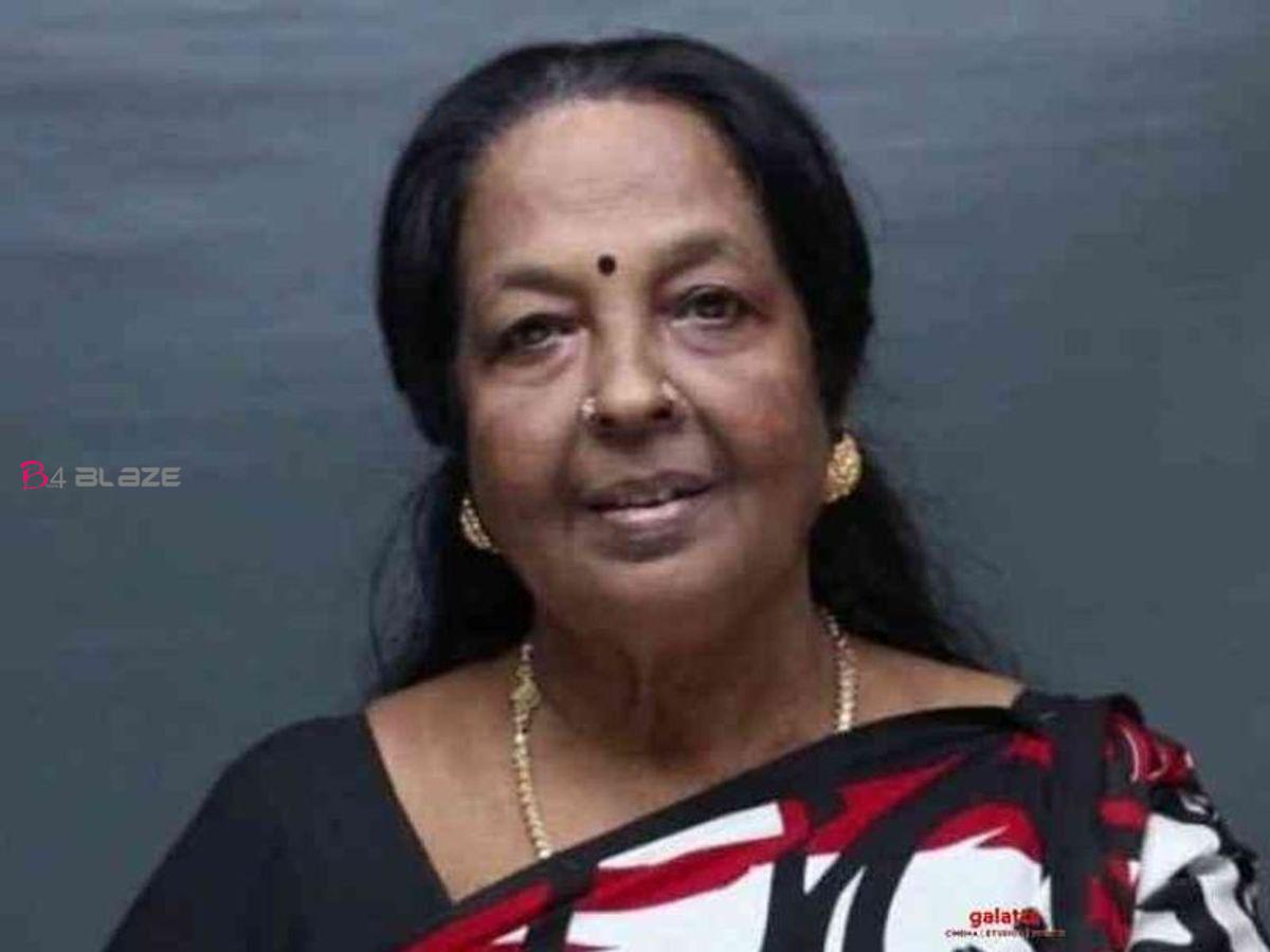 Actress Nalini Passed Away