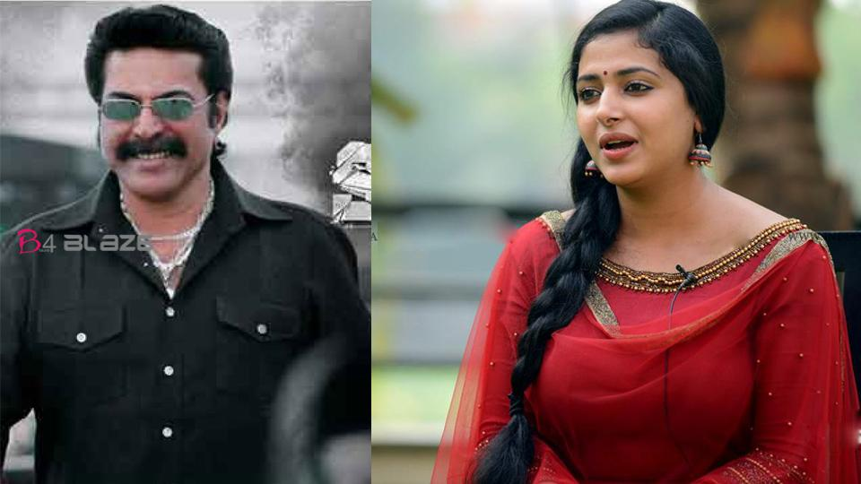 Anu Sithara open about Mammootty's Shylock
