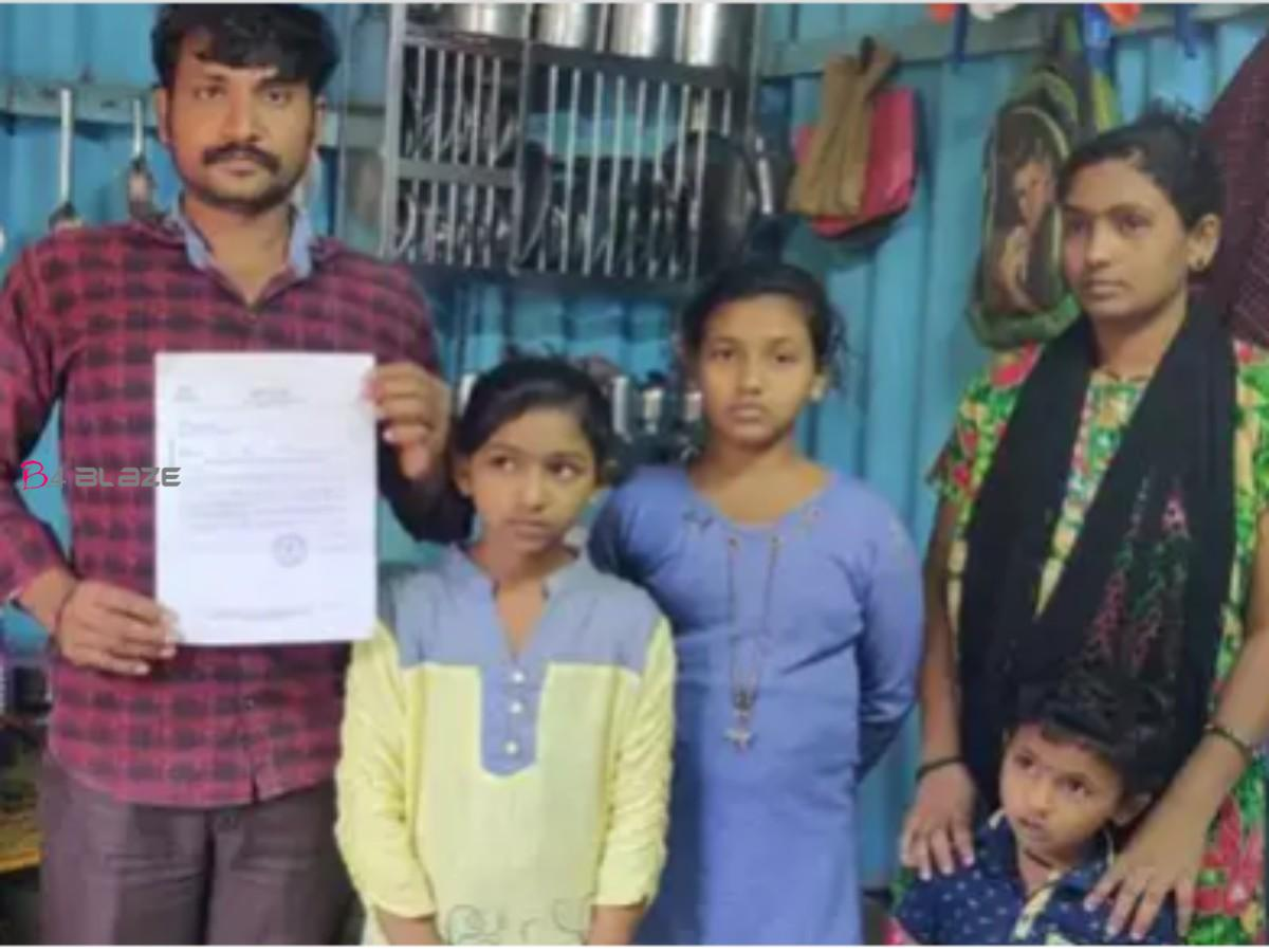Labourer receives Income Tax notice to pay Rs 1.50 Cr images